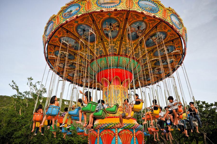 В какой детский парк развлечений сводить ребенка в Хабаровске?
