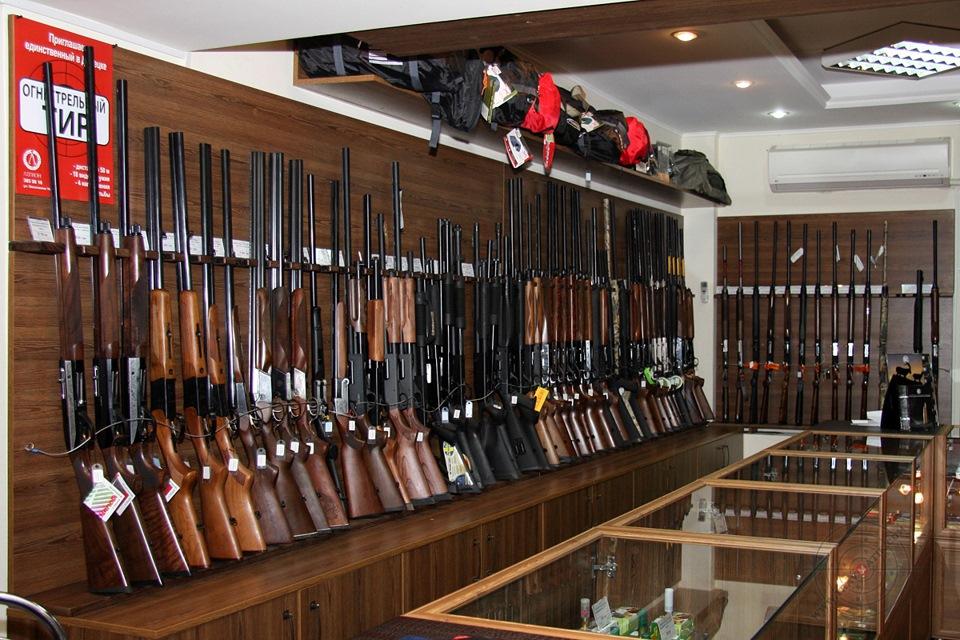 Где купить оружие в Хабаровске? Оружейные магазины Хабаровске