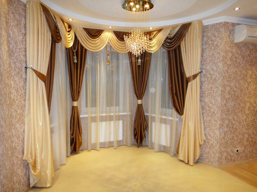 Где заказать пошив штор в Хабаровске?