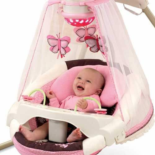 Где купить колыбель и ходунки новорожденного во Владивостоке?