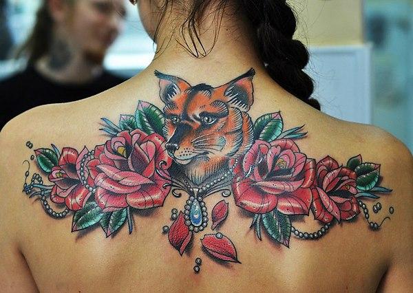 Где сделать татуировку в Хабаровске? Тату салоны Хабаровска.