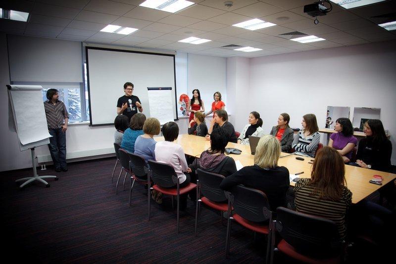 Где проводят тренинги в Хабаровске? Центры и компании тренинга в Хабаровске.