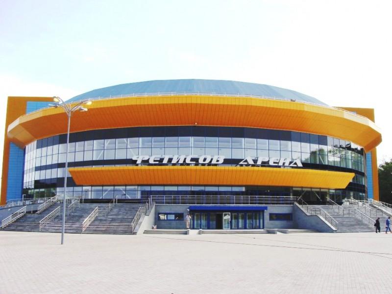 Крупнейшие спортивные комплексы и стадионы Владивостока
