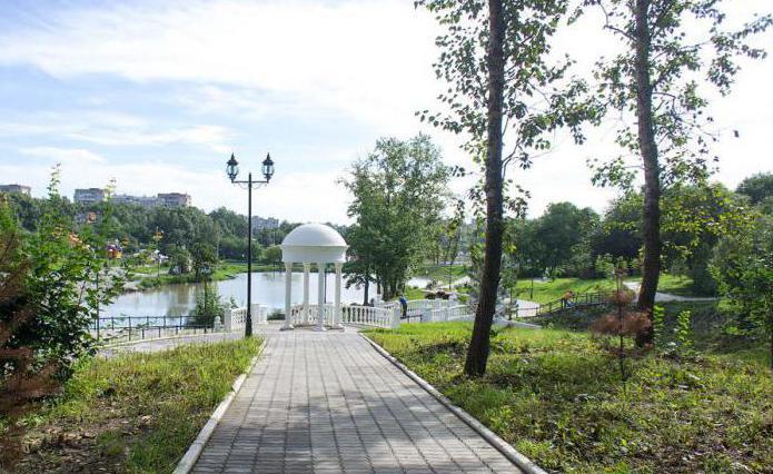 Обзор парков отдыха в Хабаровске