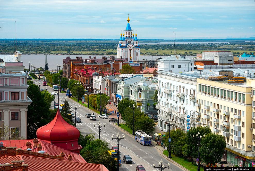 Где проводят необычные экскурсии в Хабаровске?