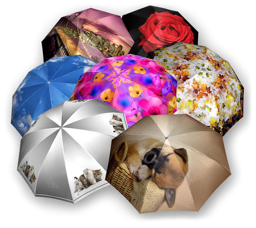 Где купить качественный зонт в Хабаровске? Магазины зонтов в Хабаровске